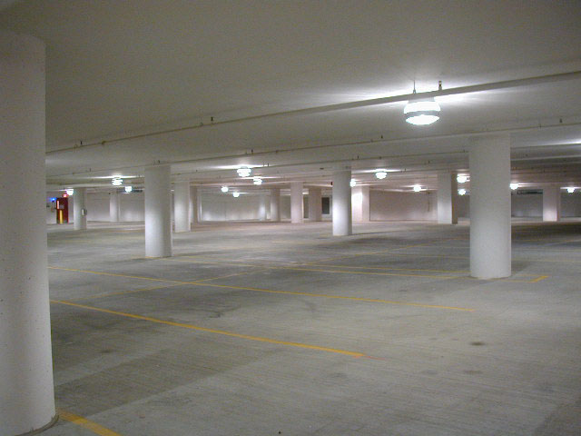 Bei architects engineers portfolio commercial for Commercial garage plans