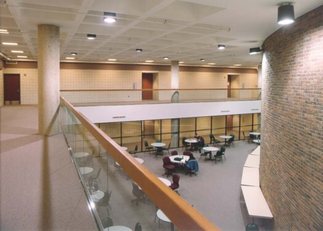 Bei architects engineers portfolio college - Oakland community college interior design ...